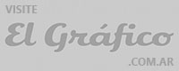 Graciani y Artico posan con la A en los estudios de El Gráfico