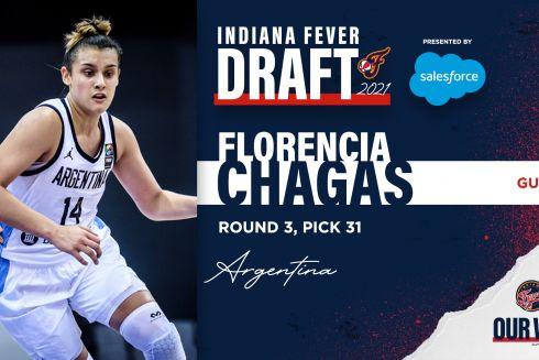 Imagen de ¡HISTÓRICO: UNA ARGENTINA A LA WNBA!