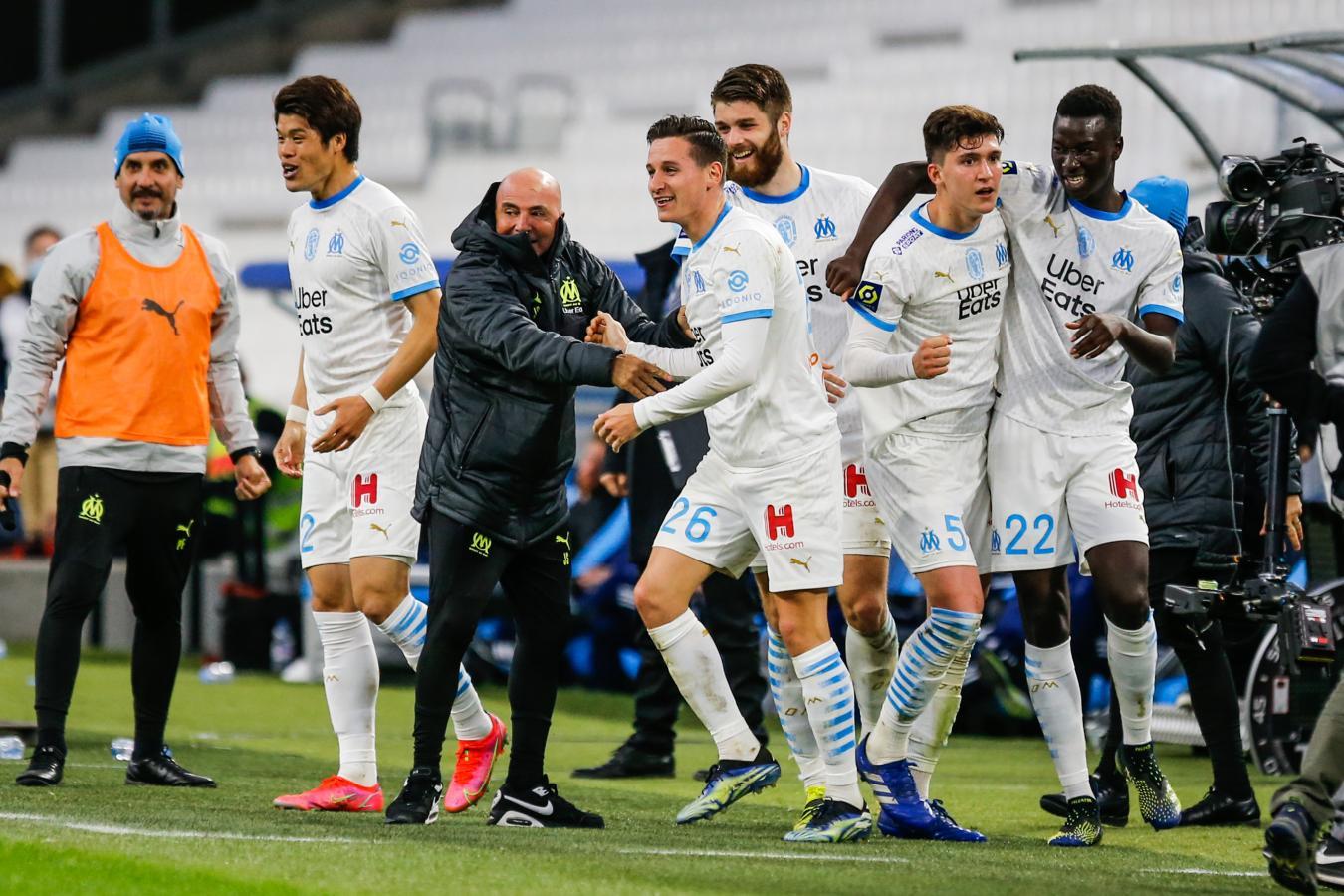 Marsella, triunfo y felicidad
