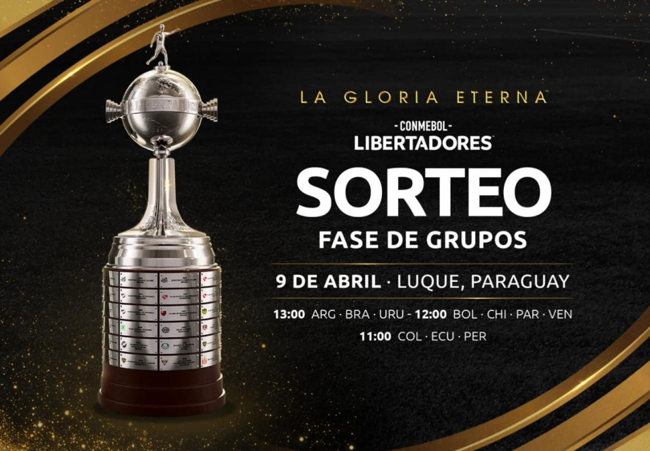 La Copa Libertadores, el torneo por excelencia del fútbol sudamericano.