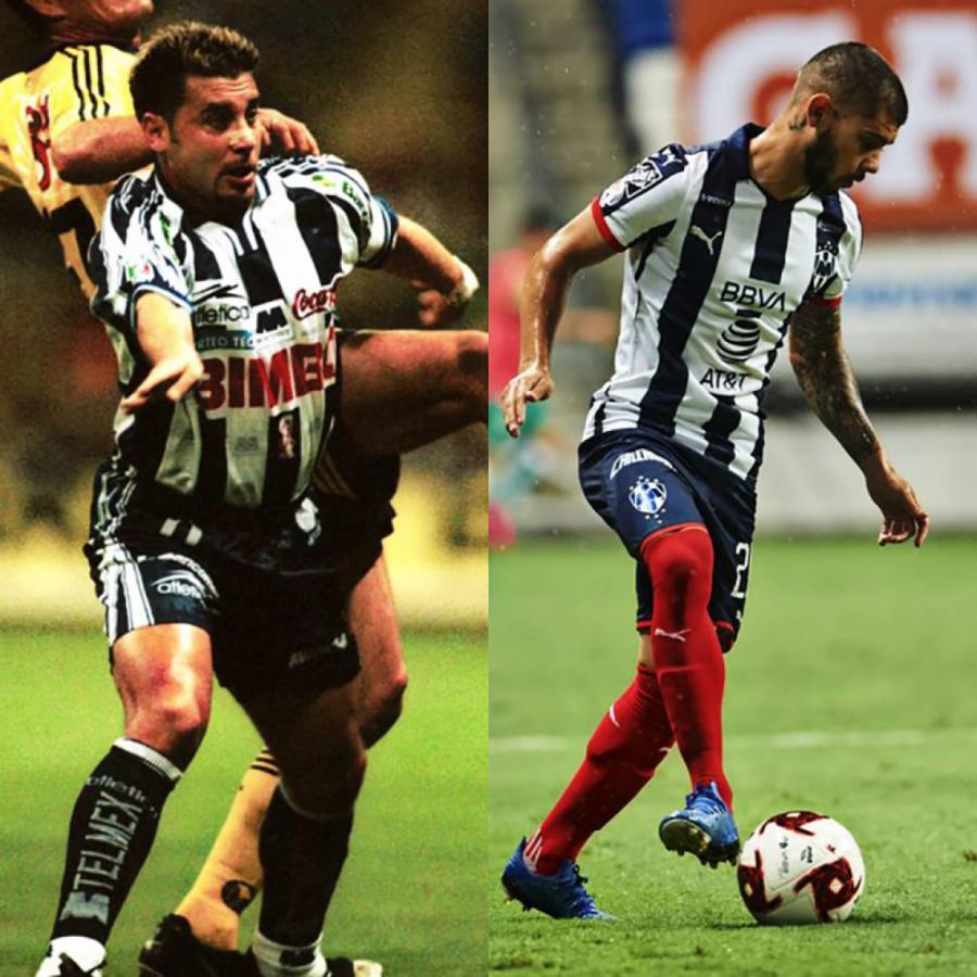 Antonio y Shayr. Mohamed y Rayados, la historia continúa.