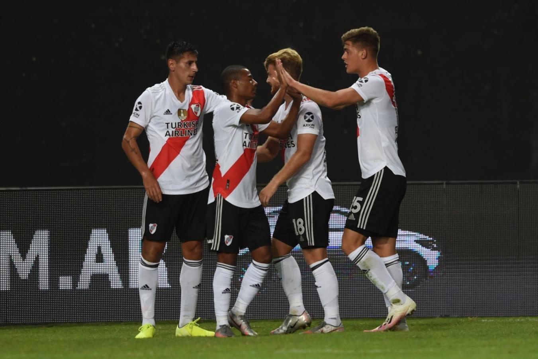 River 2-1 Atlético Tucumán