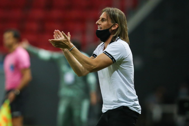 Cerramos con un aplauso para el campeón. CONMEBOL