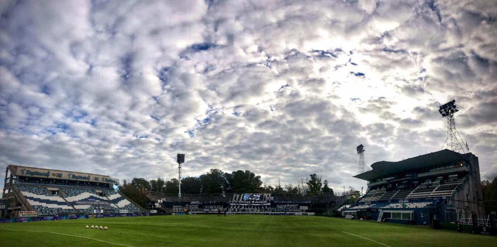 El Cielo de la Plata. Gimnasia