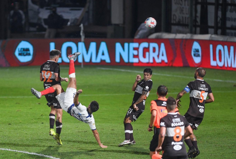 El gol del año. Ramiro Gómez- Telam
