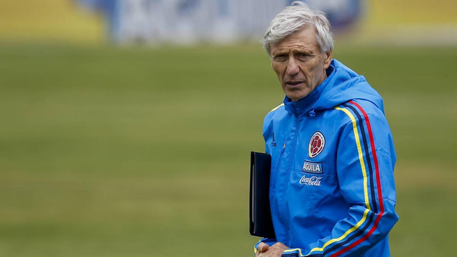 José Pekerman, aporto su saber a la selección Colombiana.