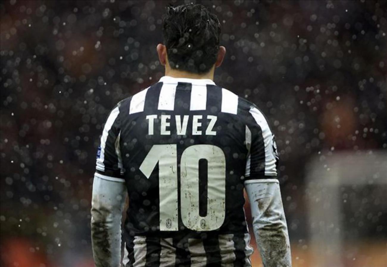 La Juventus su última parada en europa. Allí se adueñó de la