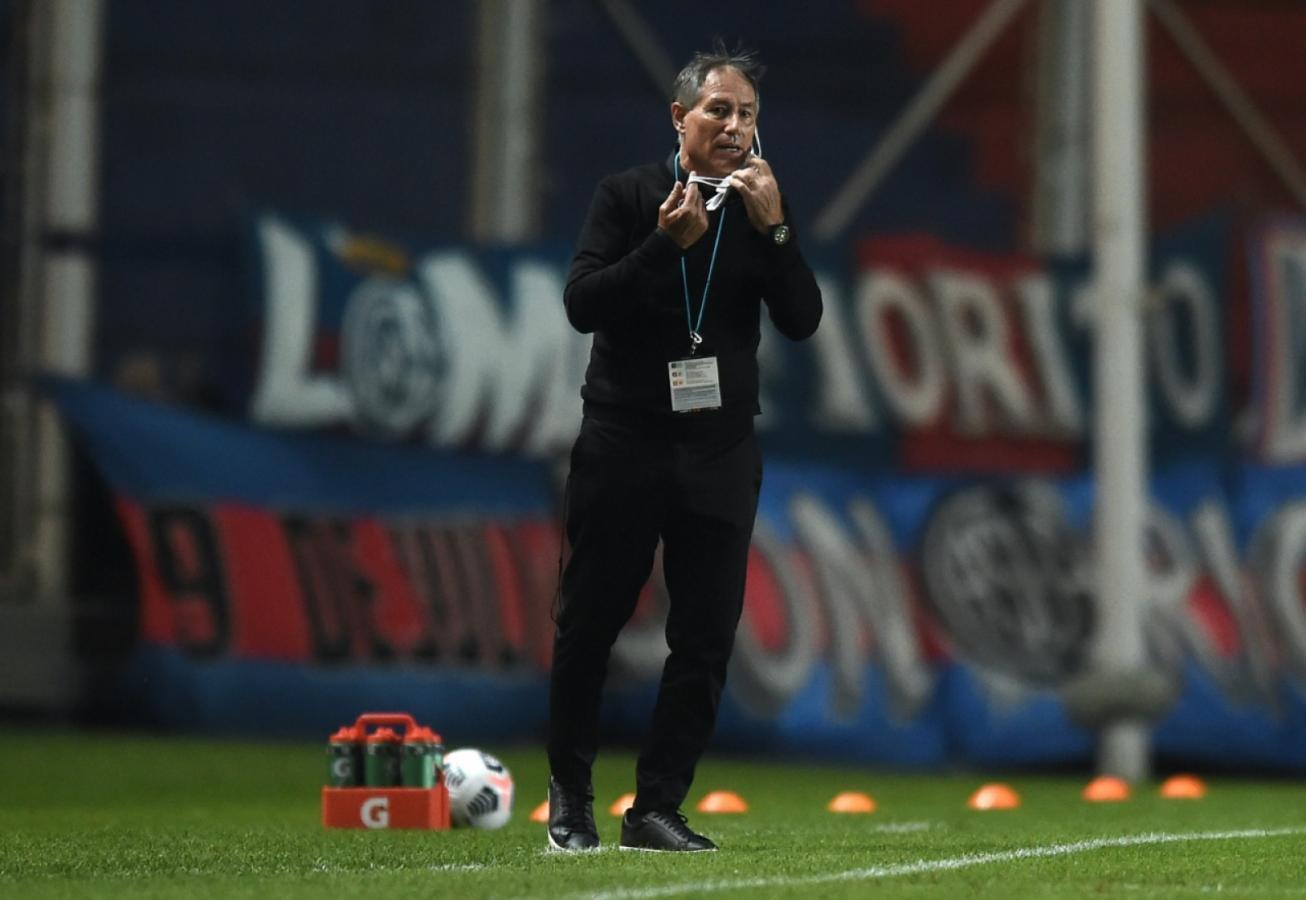 El equipo de Ariel Holan jugó un gran partido en el Nuevo Gasómetro y se llevó un merecido triunfo. Foto: Staff Images (CONMEBOL)