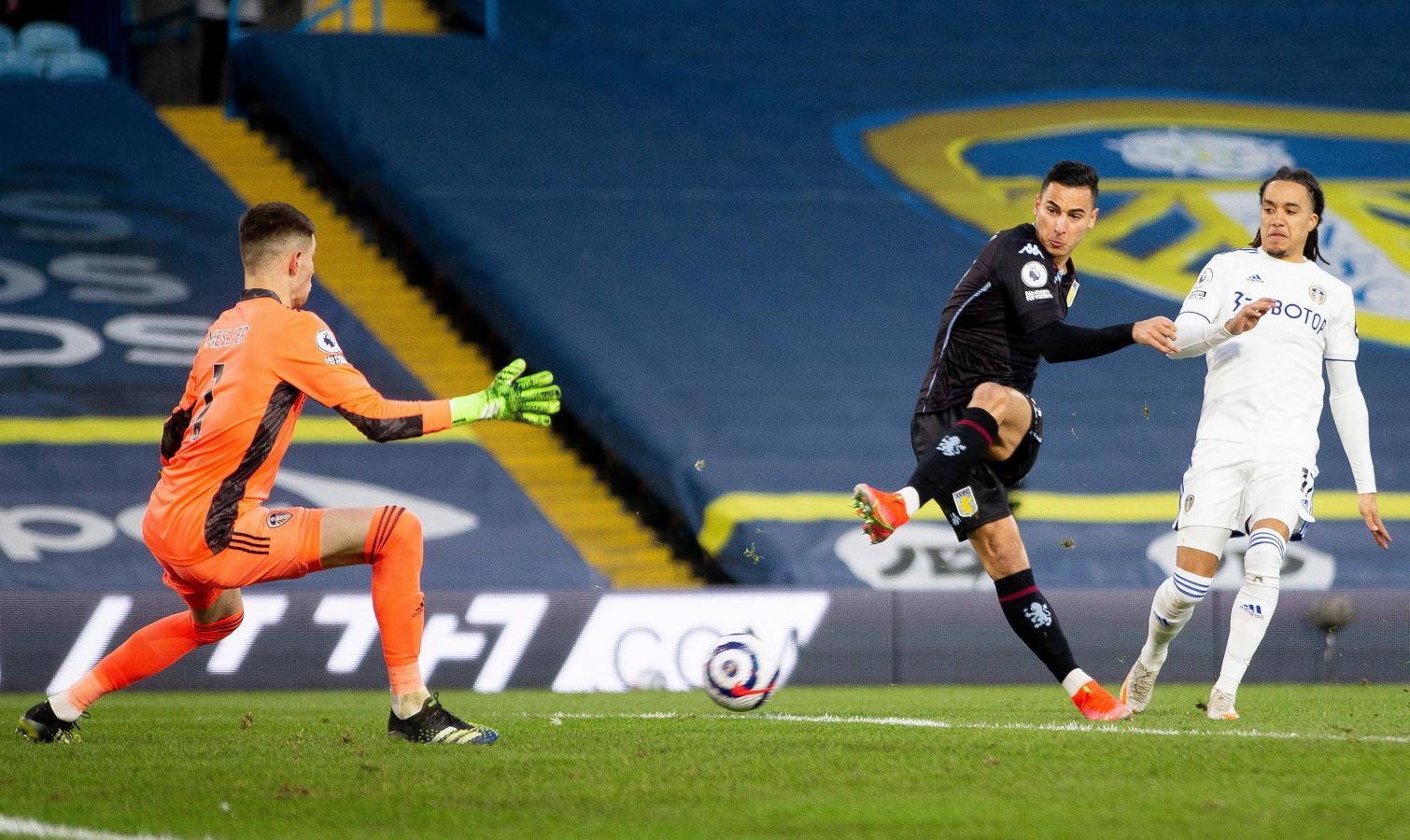 Anwar El Ghazi marcó a los cinco minutos el único tanto del partido.