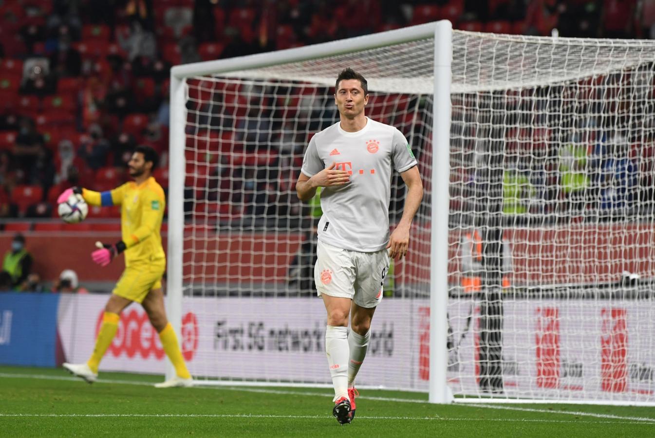 Lewandowski suma 275 goles en 316 partidos en Bayern Münich