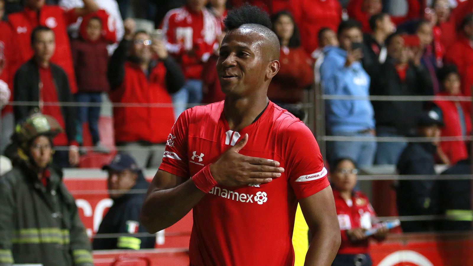 Estrada registra 11 PJ y 2 goles en el Torneo Clausura de México