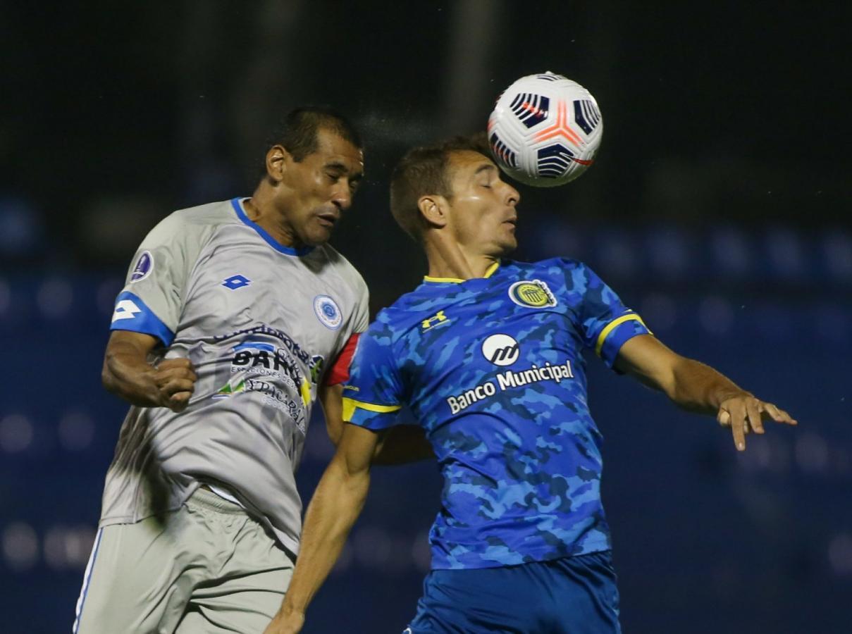 Viejo es el viento y sigue soplando. Paulo Da Silva, 41 años. CONMEBOL