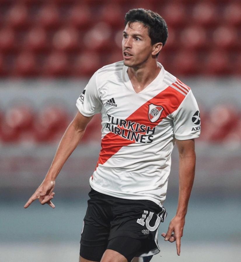 Nacho Fernández reapareció tras la lesión y fue la gran figura