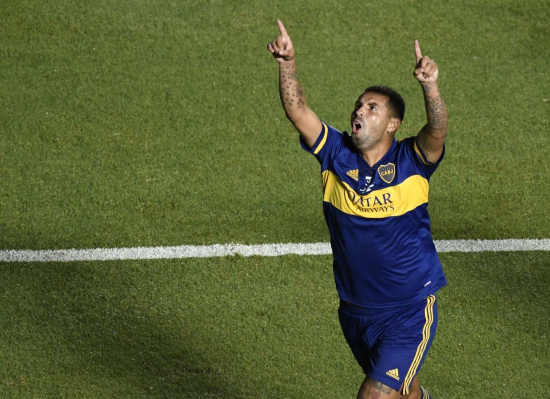 Cardona hizo un gol de otro partido