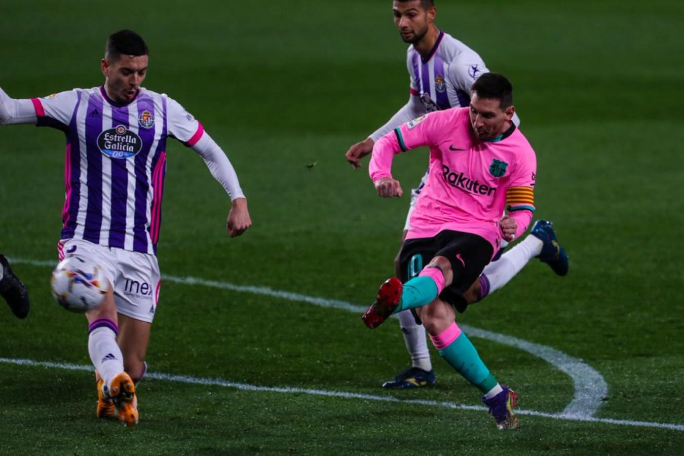 El momento exacto en el que Messi pasó a la historia