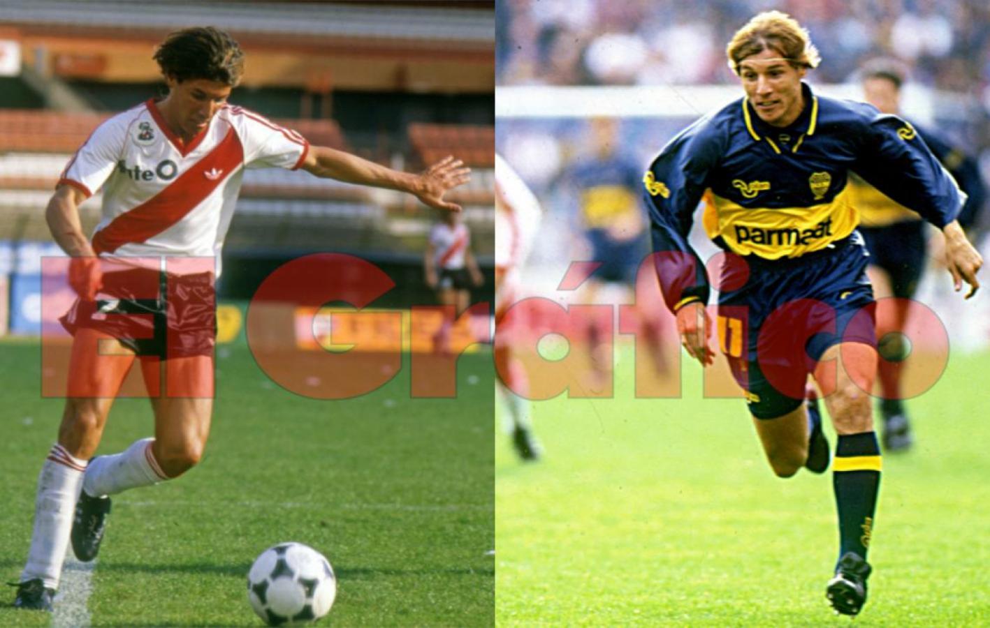 El pibe de Henderson, criado en River, cumplió el sueño de jugar en Boca.