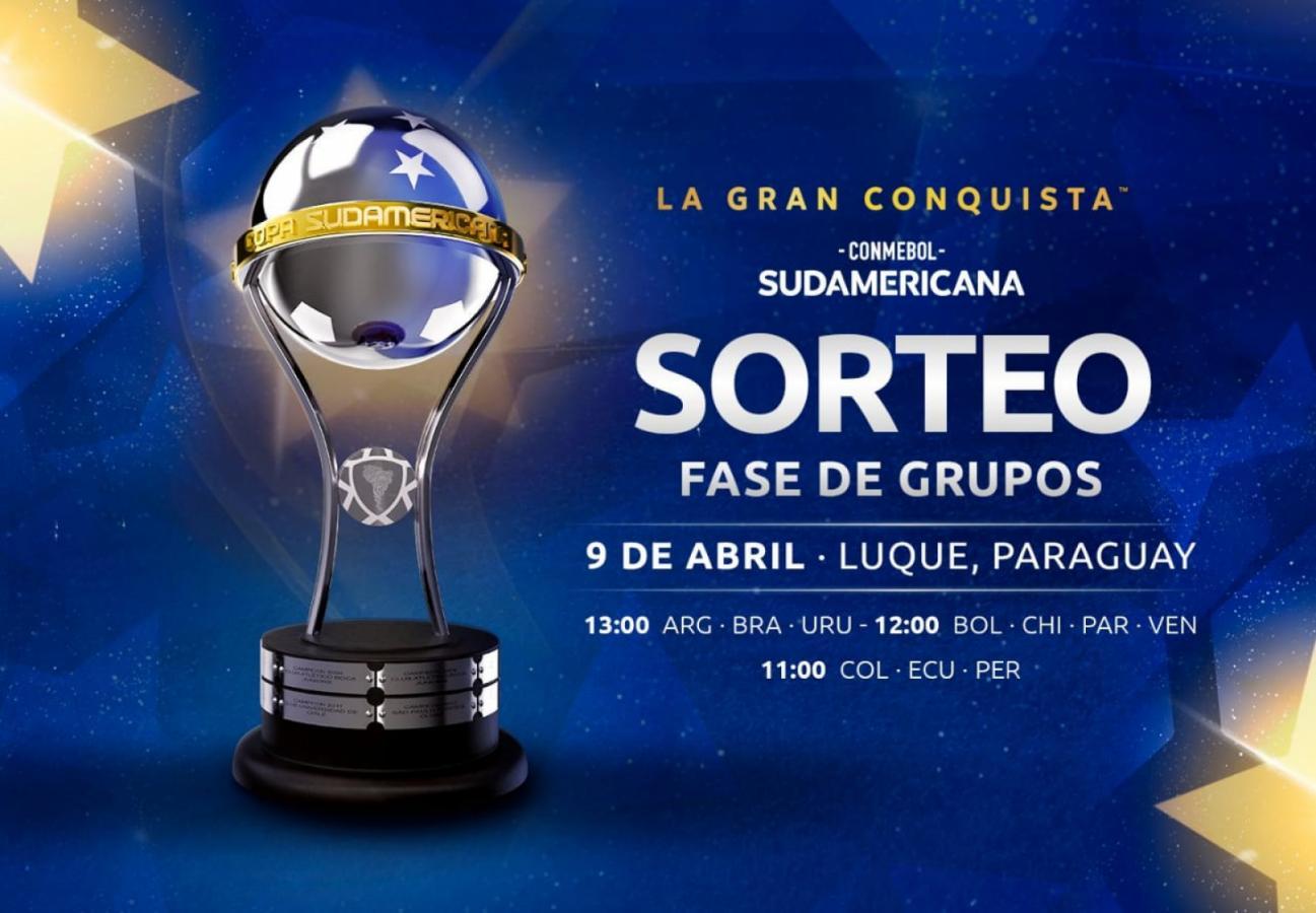 Desde las 13 (hora argentina) de este viernes será el sorteo de ambas copas.