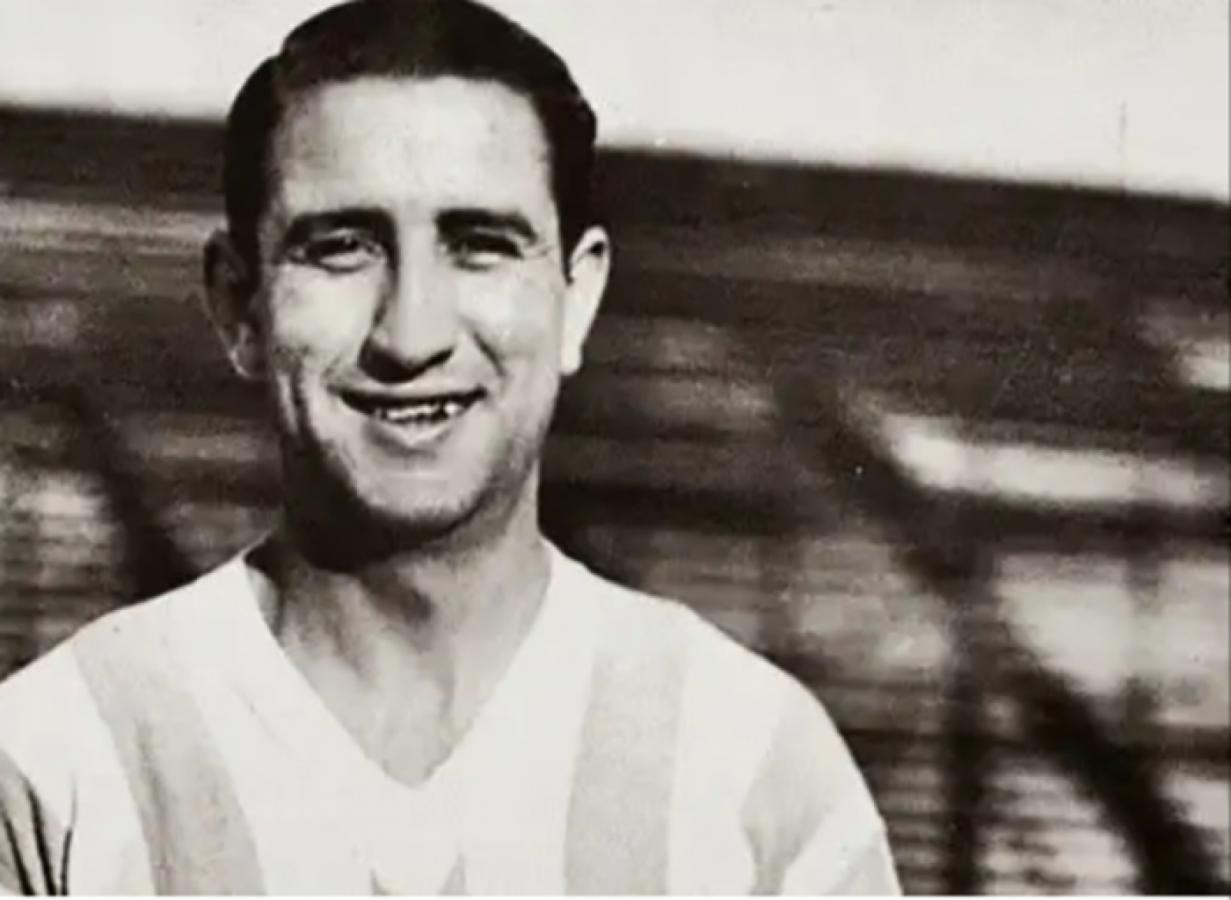 Rafael Pratt, el gibraltareño que convirtió el primer gol oficial de Boca Juniors