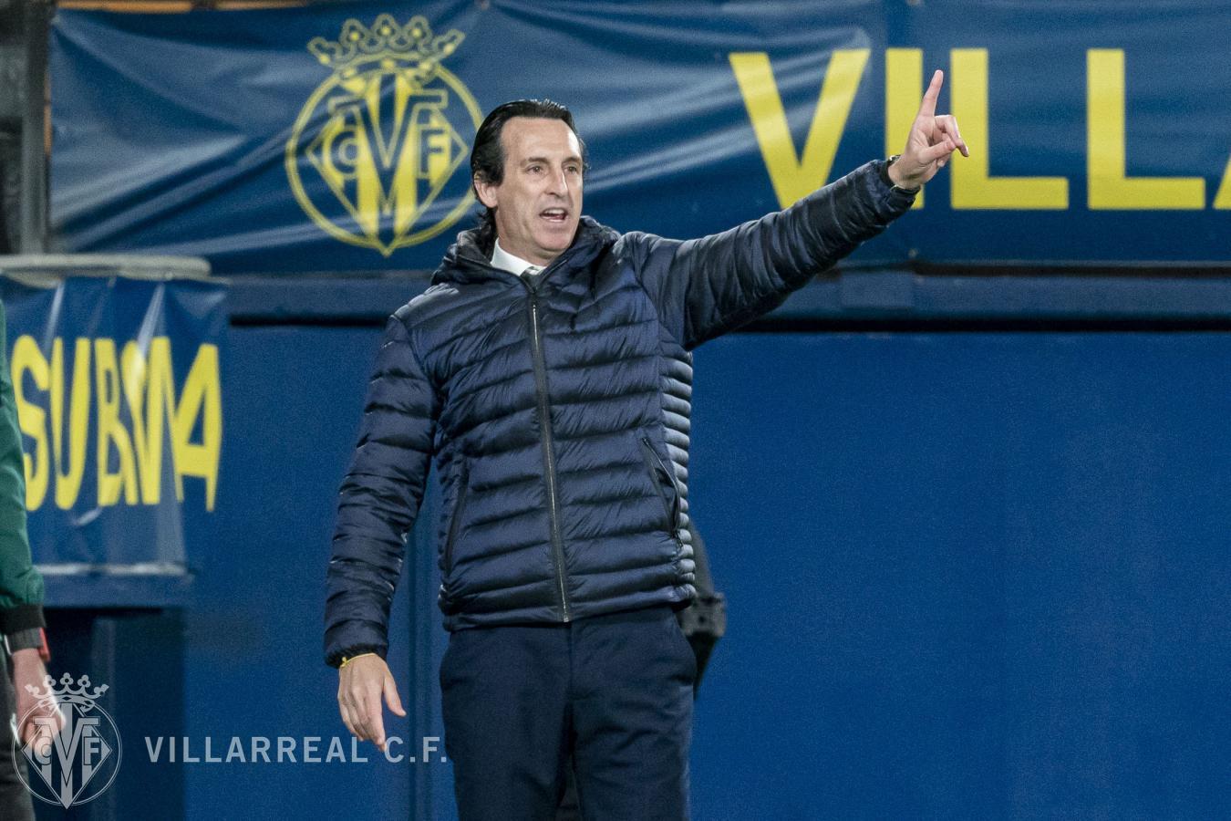 Unai Emery, técnico de Villarreal, sueña con volver a ganar la Europa League. Ya lo hizo con Sevilla en 3 oportunidades. Foto: @VillarrealCF