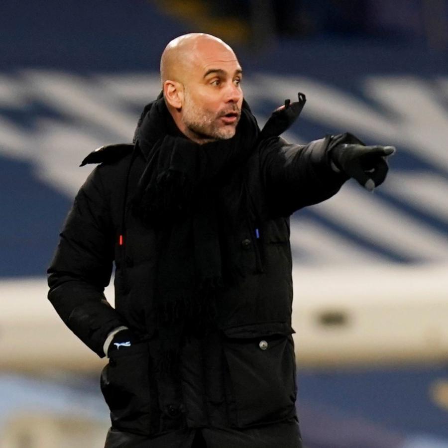 El Manchester City de Guardiola hilvanó su victoria número 16 al hilo