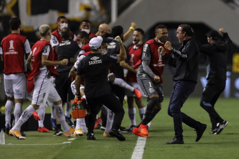 La alegría fue sólo brasileña (Staff Images / CONMEBOL)