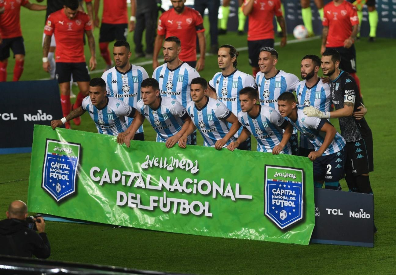 Capital Nacional del Fútbol. Ramiro Gomez, Telam
