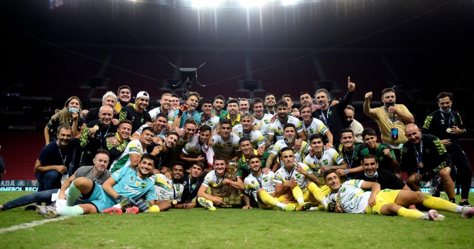 Onda viaje de egresados. CONMEBOL