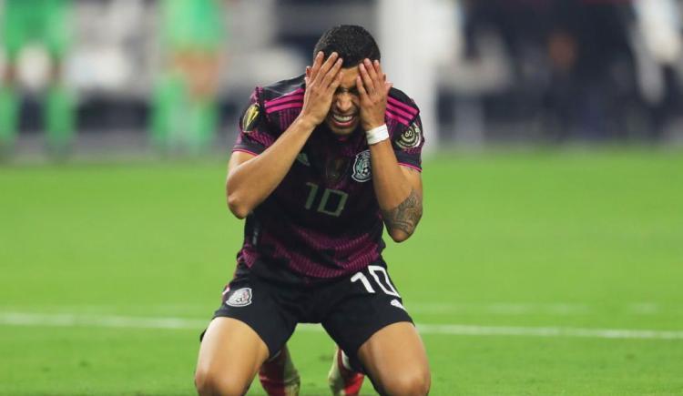 Imagen de COPA ORO: MÉXICO, DIRIGIDO POR MARTINO, CAYÓ 1-0 EN LA FINAL ANTE ESTADOS UNIDOS