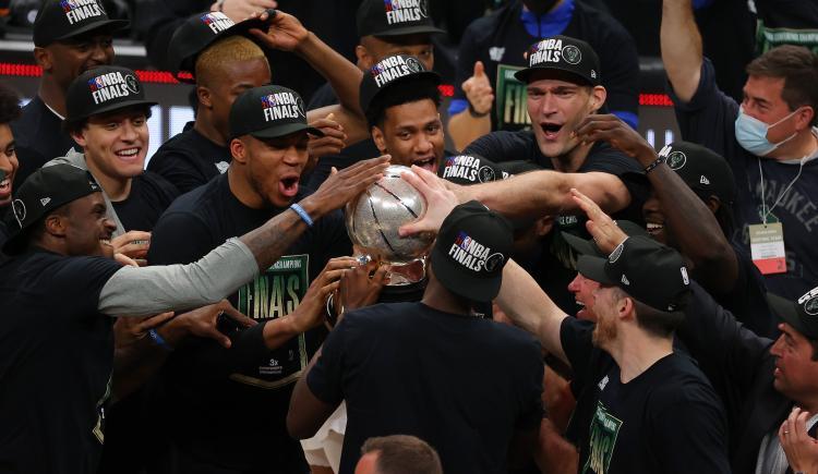 Imagen de MILWAUKEE ESTÁ EN LA FINAL DE LA NBA