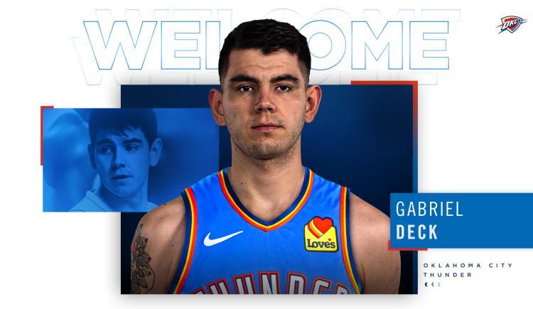 """Imagen de DECK: """"DE CHICO SOÑABA CON LA NBA"""""""