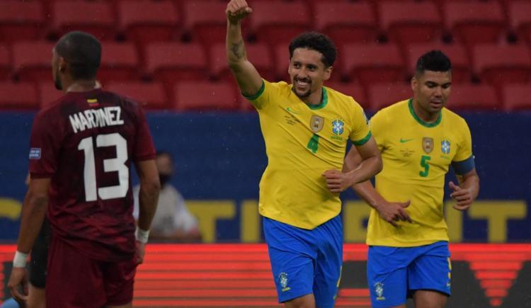Imagen de COPA AMÉRICA: EL MINUTO A MINUTO DE BRASIL 3-0 A VENEZUELA