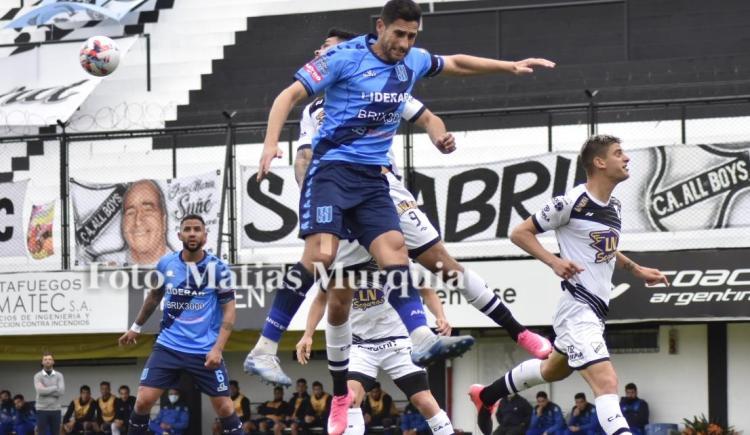 Imagen de PRIMERA NACIONAL: ALL BOYS GOLEÓ 3 A 0 A SAN TELMO